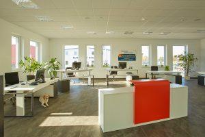 Leuwico - Büroplanung und Bürokonzept - Referenz 2