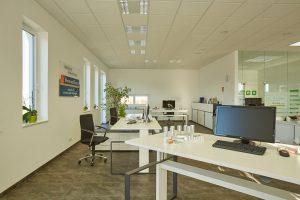 Leuwico - Büroplanung und Bürokonzept - Referenz 1
