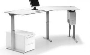 Höhenverstellbarer Tisch spine 2