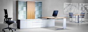 iMOVE-C Höhenverstellbarer Schreibtisch mit gesundheitssessel büro