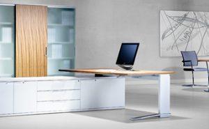 iMOVE-C - höhenverstellbarer Schreibtisch