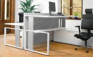 iMOVE-F - höhenverstellbarer Schreibtisch