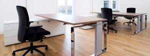 iMOVE-F Höhenverstellbarer Schreibtisch