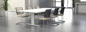 iMOVE-S Höhenverstellbarer Schreibtisch groß