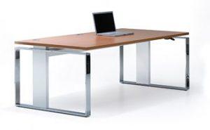 iMOVE-F Höhenverstellbarer Schreibtisch klein