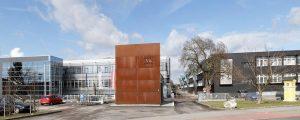 Leuwico GmbH Büroeinrichtung - Standort Außen
