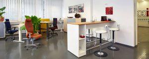 Leuwico GmbH Büroeinrichtung - Standort Bild