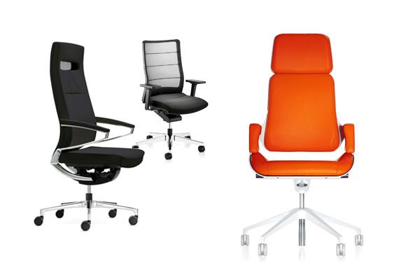 Design Büroeinrichtung aus Österreich - LEUWICO