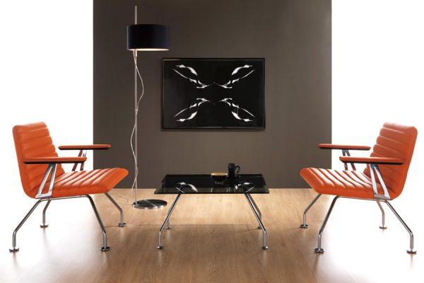 Lounge im Büro einrichten - LEUWICO Österreich
