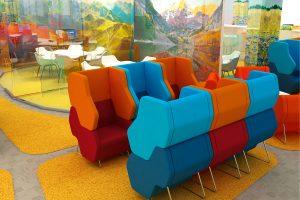 Hexa Lounge Möbel - LEUWICO Österreich