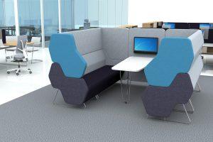 Design Office Lounge Möbel - LEUWICO Österreich