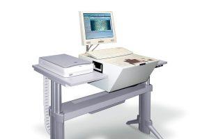 LEUWICO Scannertisch - Büroeinrichtung Sonderanfertigungen