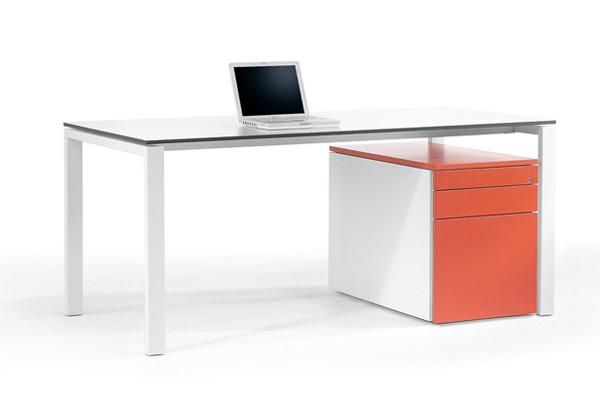 LEUWICO TUNE - der starre & klassische Büro Schreibtisch