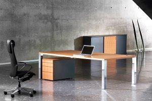 Hochwertige Design Schreibtische von LEUWICO