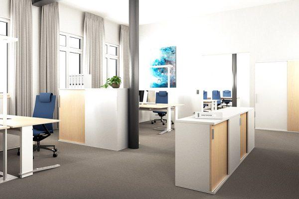 Sideboards & Aktenschränke für Ihr Büro - LEUWICO Österreich