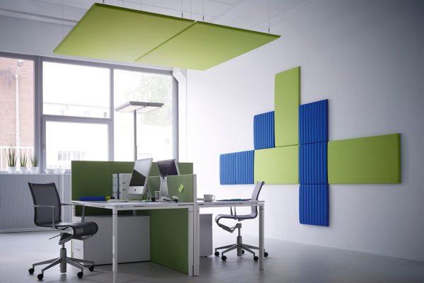 Akustikelemente für Wand & Decke - LEUWICO Österreich