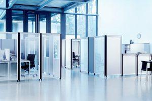 Akustik Raumsysteme für das Büro - LEUWICO Österreich