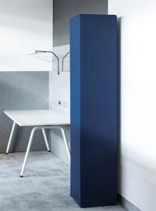 Akustikelemente | Akustiksäule für Büros - LEUWICO Östereich