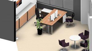 Büroplanung vom Einrichtungsprofi - LEUWICO Österreich