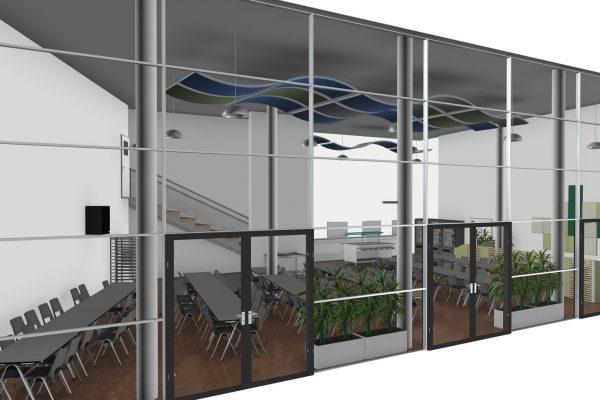Büroeinrichtung Planung von LEUWICO