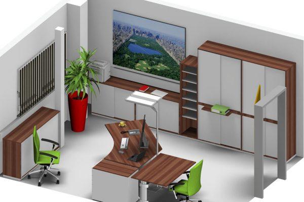 Wir planen und gestalten Ihr Büro - LEUWICO Österreich