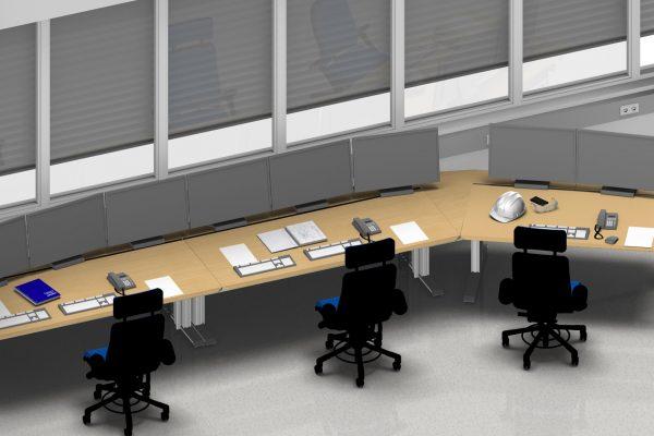 Bürogestaltung & Einrichtung von LEUWICO