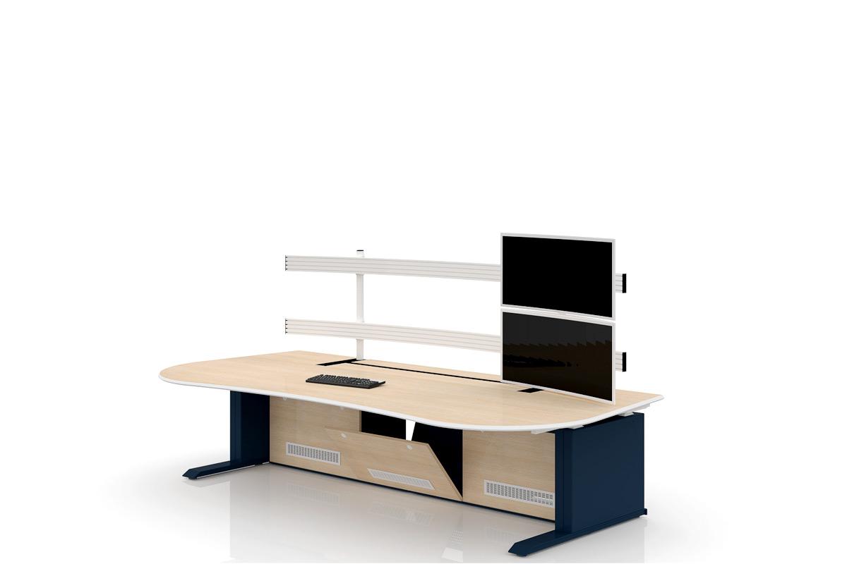 Leitstellen Tisch von LEUWICO Österreich