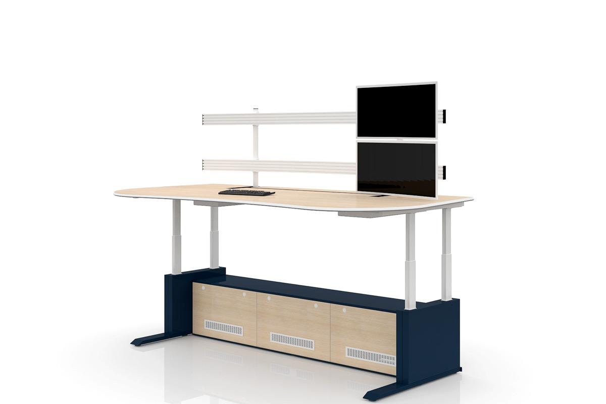 Möbel & Tische für Leitstände - LEUWICO Österreich