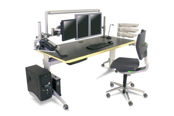 Multi Monitor Workstation - LEUWICO Österreich
