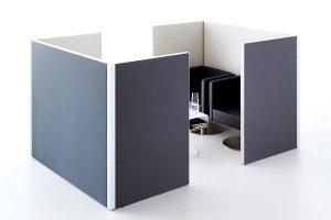 Schallschutz in Büroräumen - LEUWICO Österreich