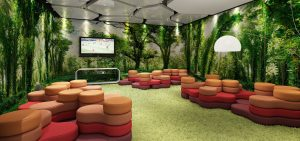 Leuwico Büromöbel Lounge