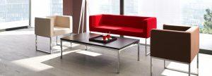 Office Lounge Möbel - LEUWICO Österreich